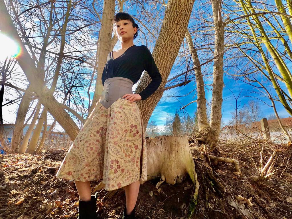 Rock und Hosenrock Eliza 67