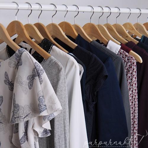6 Kleiderschrankregeln für die Hobbyschneiderin