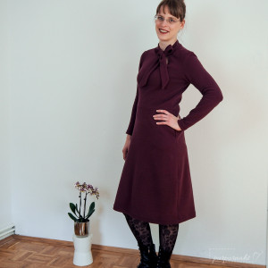Das Schluppenkleid