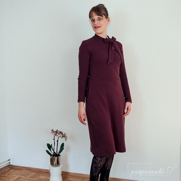 Vorderansicht des Kleids