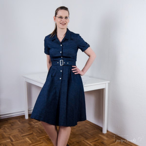 Hemdblusenkleid Jean