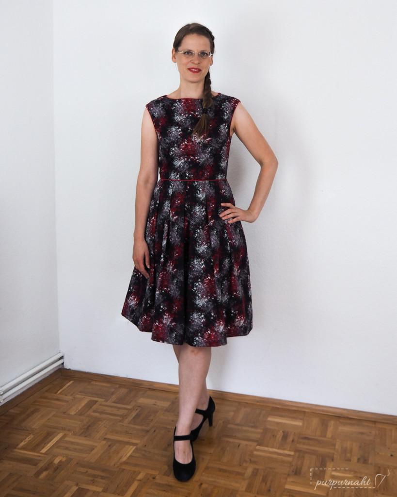Kleid Henja 2 - Vorderansicht
